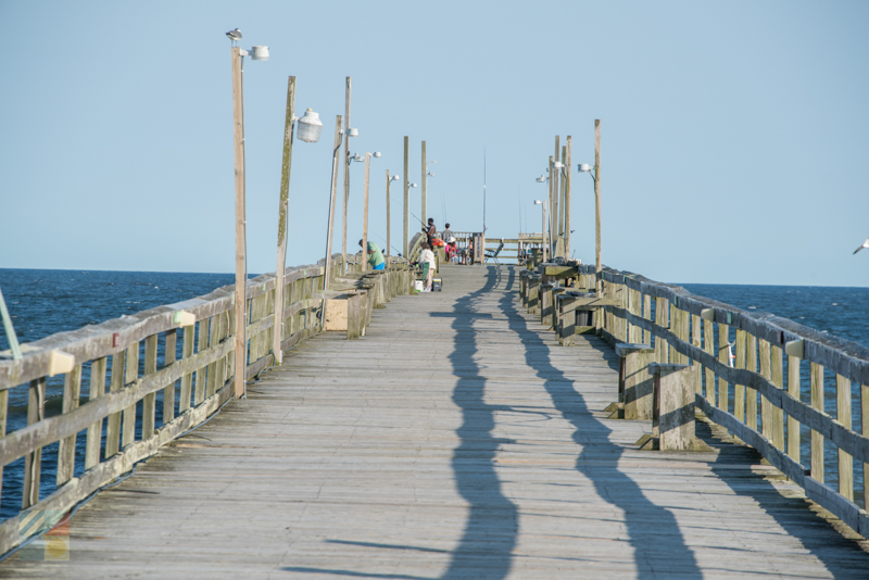 Sunset Beach Fishing Pier