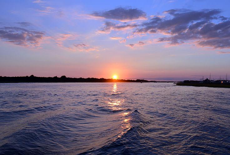 Bald Head Island Sunset Celebration