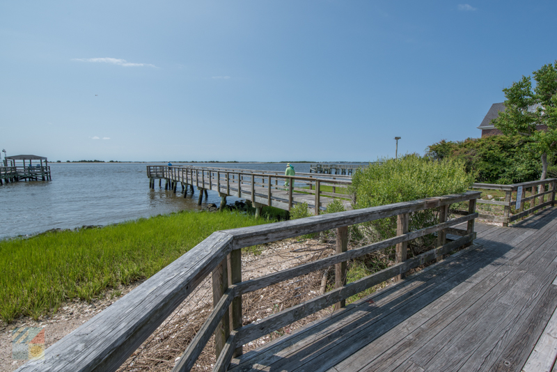 Kingsley Street Park in Southport NC
