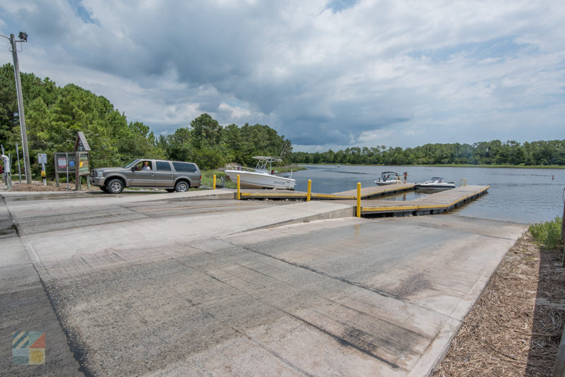 Dutchman Creek Park boat launch