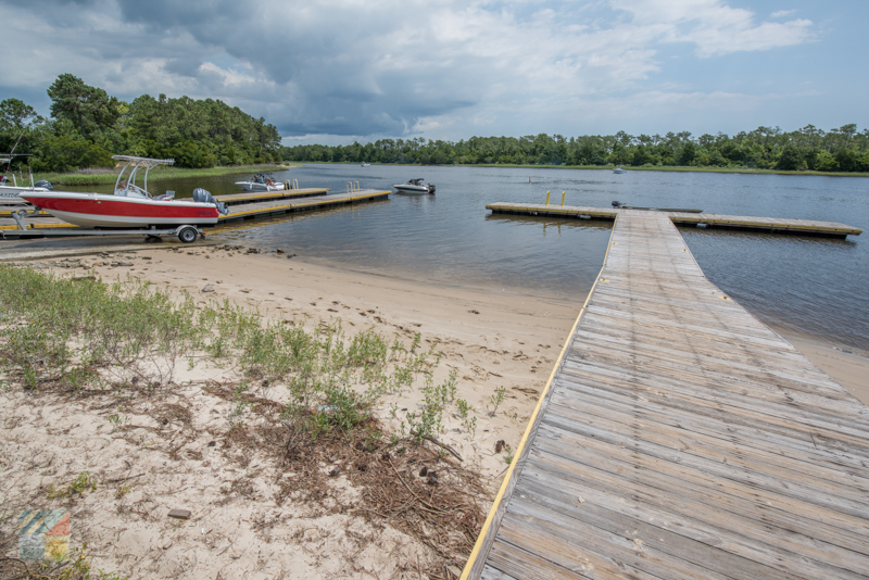 Dutchman Creek boat launch