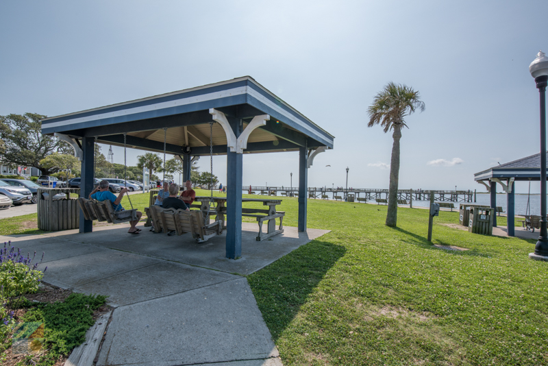 Waterfront Park Southport NC