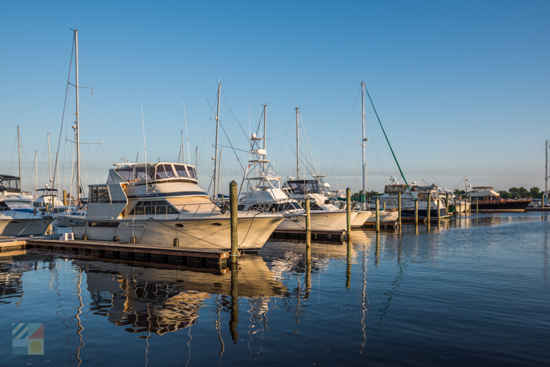 Southport NC waterfront