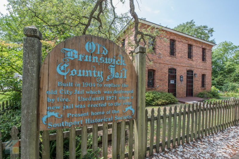 Old Brunswick County Jail