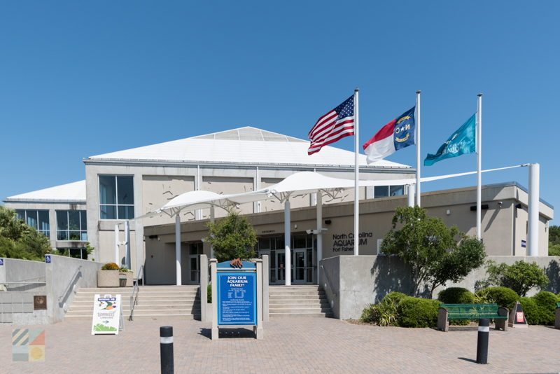 Nc Aquarium At Fort Fisher Southport