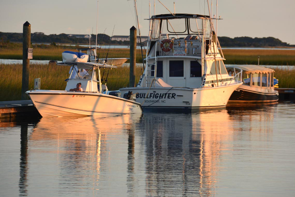Southport, NC Scenic Spots