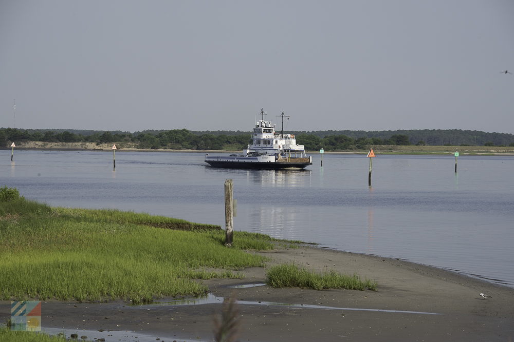 Southport Fort Fisher ferry